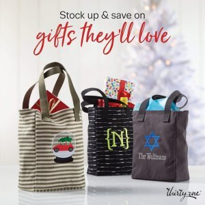 twice as nice tote thirty-one gifts lisa herttua