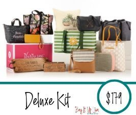 Deluxe Enrollment Kit Thirty-One Gifts Lisa Herttua