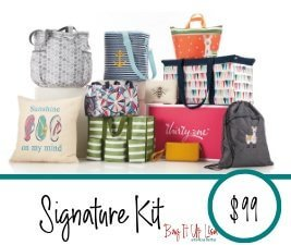 Signature Enrollment Kit Thirty-One Gifts Lisa Herttua