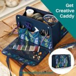 get creative caddy in use