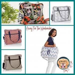 Away For The Weekender | Thirty-One Gifts | Lisa Herttua