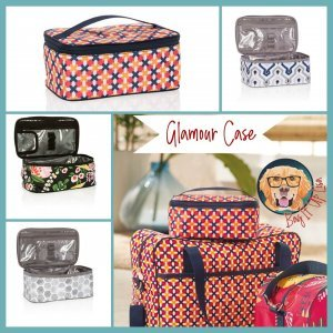 Glamour Case | Thirty-One Gifts | Lisa Herttua
