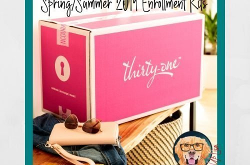 Enrollment Kits 2019 Bag It Up Lisa Thirty-One Gifst