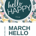 Hello Happy March Thirty-One Gifts