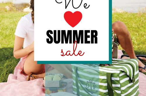 We Heart Summer Sale Thirty-One Gifts