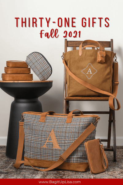 Thirty-One Fall 2021 catalog cover